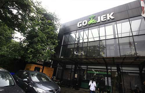 Kantor Gojek Pusat dankantor Gojek Branch