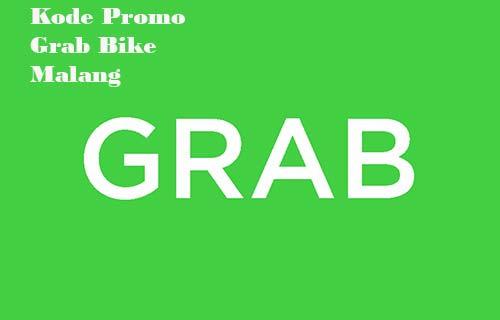 Promo Grab Bike Malang Terbaru