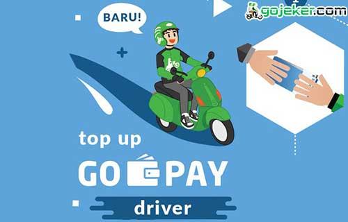 Cara Top Up Driver Gojek