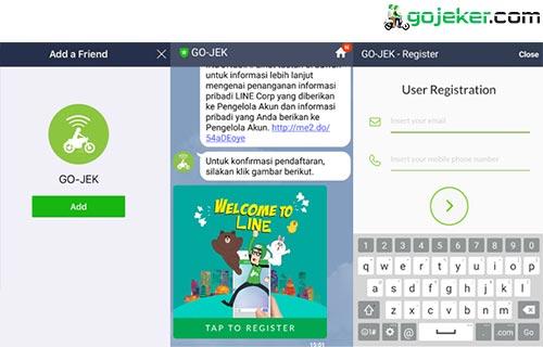 Order Gojek Tanpa Aplikasi yang Mudah dan Gak Ribet