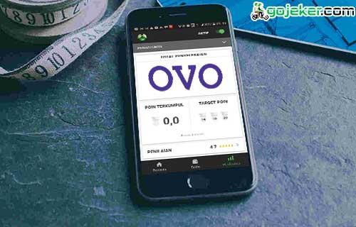 Cara Aktifkan OVO Di Grab Driver