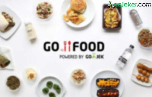 Cara Daftar Go Food Online