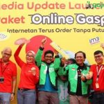 Paket Internet Gojek Paling Murah dan Stabil Untuk Ojek Online
