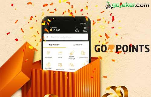 Cara Menukarkan Go Points Gojek