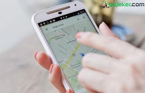 Lakukan Pengecekan GPS dan Konektivitas