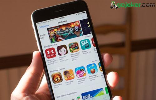 Lakukan Update Aplikasi Gojek