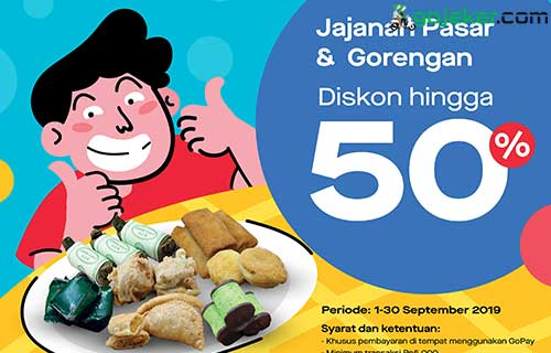 3 Promo Gopay Alfamart September 2019 Terbaru Gojeker