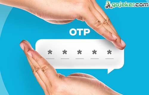 Kode OTP Gojek Tidak Terkirim