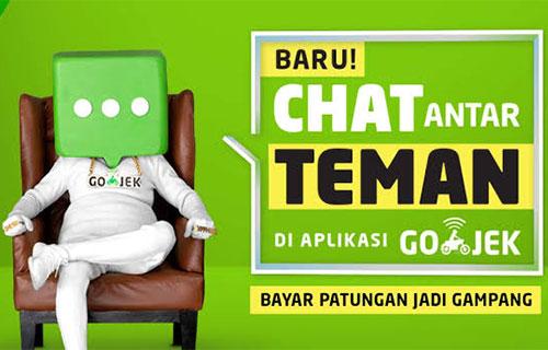 Cara Blokir Kontak di GoChat 1