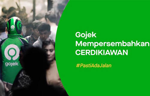 Facebook Gojek