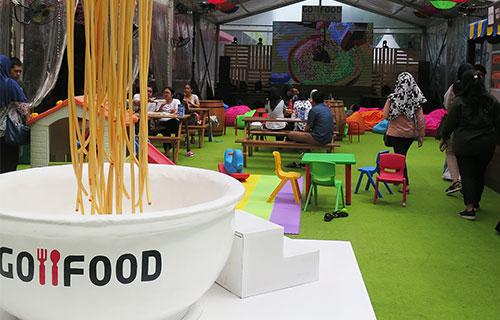 Cara Daftar GoFood Festival