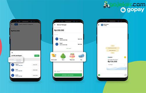 Cara Kirim Permintaan Transfer GoPay Lewat GoChat
