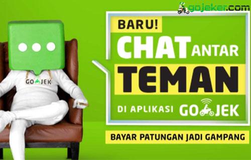 Cara Membuat Grup Chat Gojek