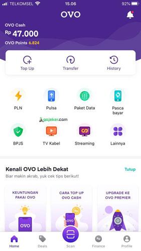 aplikasi OVO