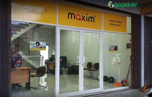 Alamat Kantor Maxim Jogja