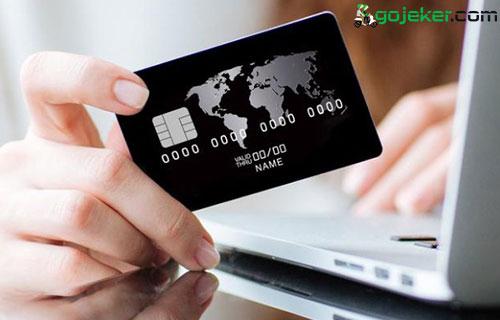 Cara Isi Saldo via Kartu Kredit