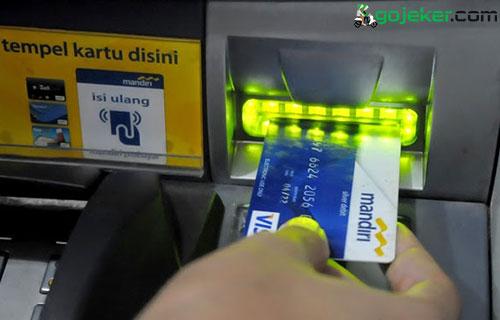 Cara Isi Saldo via Transfer ATM