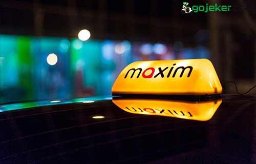 Cara Pesan Maxim Mobil