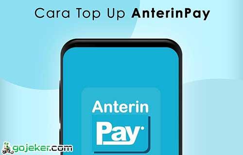 Cara Top Up Anterin