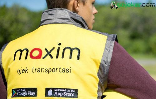 Kode Promo Maxim Semua Wilayah Indonesia Terbaru 2020 Gojeker