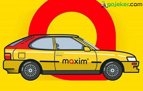 Syarat Mobil Maxim