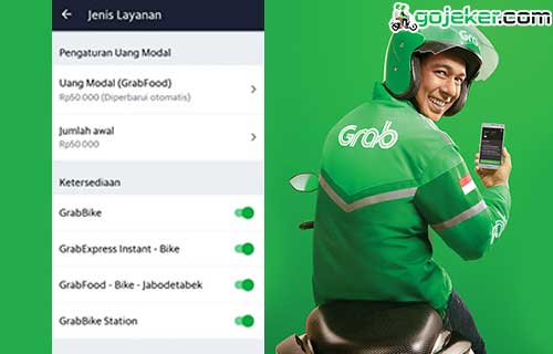 Apa itu GrabBike Station