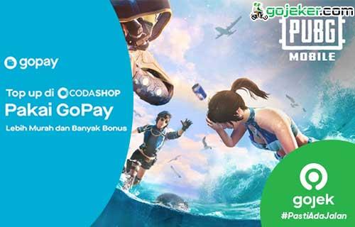 Promo Codashop GoPay