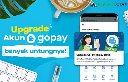 Syarat Upgrade GoPay Plus