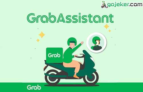 Cara Menggunakan GrabAssistant di Aplikasi Grab