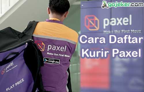 Cara Daftar Kurir Paxel