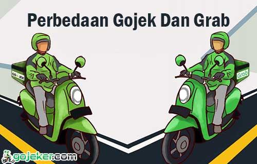 Perbedaan Gojek Dan Grab
