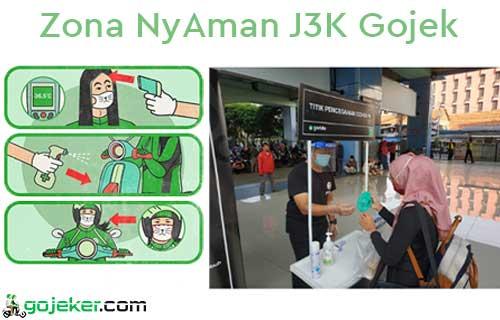 Zona NyAman J3K Gojek