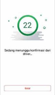 pilih driver nujek food