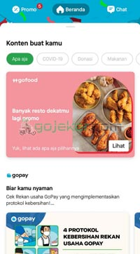 Buka Aplikasi Gojek 2