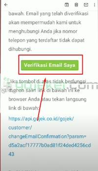 15 Cara Ganti Email Gojek 2021 Driver Customer Gojeker