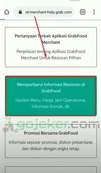 Memperpabru Inforemasi Restoran