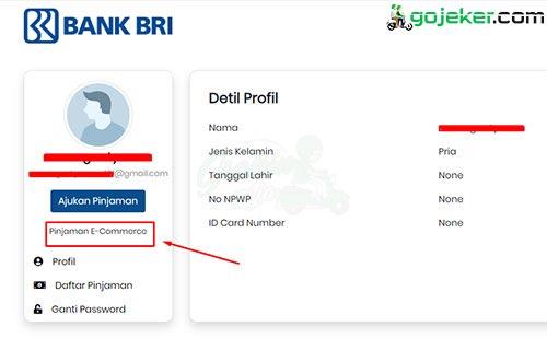 Pilih Pinjaman E Commerce