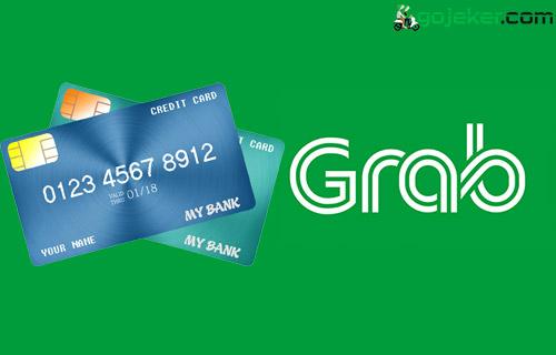 Cara Bayar GrabFood Pakai Kartu Kredit Cara Aktivasi Kartu Kredit di Grab