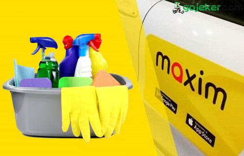 Jenis Pengerjaan Maxim Cleaning