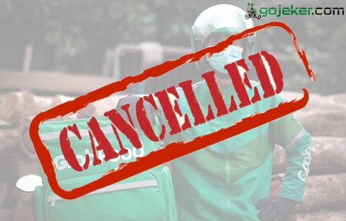 Syarat Cara Cancel Pesanan GrabFood
