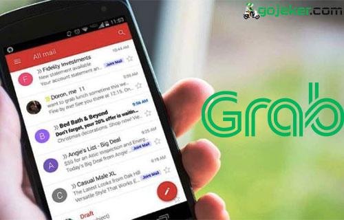 Syarat Cara Mengubah Email Grab Lewat Aplikasi