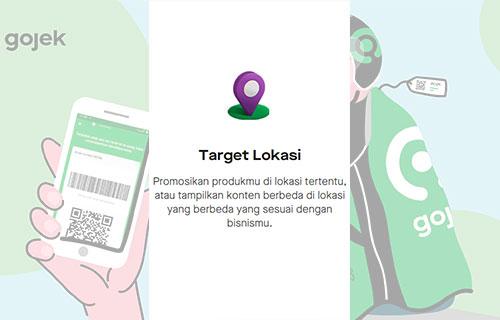 Target Lokasi