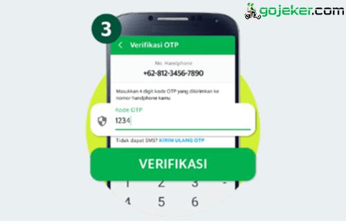3 Verifikasi OTP