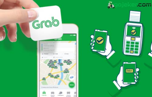 Cara Top Up Grab Driver Via ATM BCA Mudah Cepat