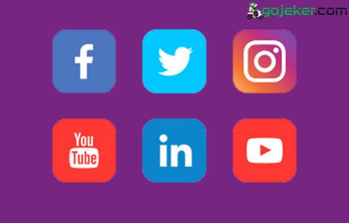 Lewat Media Sosial