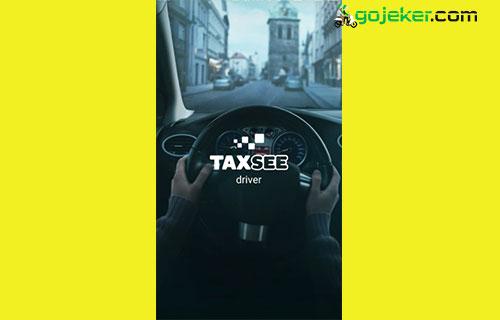 1 Buka Aplikasi Driver Maxim