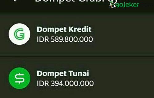 3 Dompet Tunai Tidak Aktif