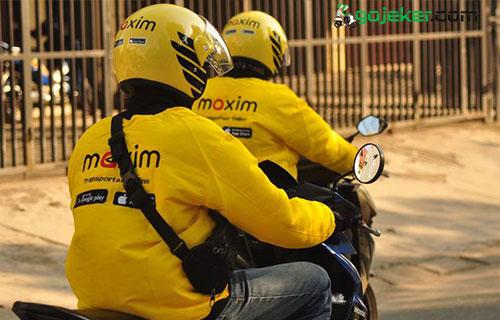 Cara Menaikan Rating Driver Maxim 1