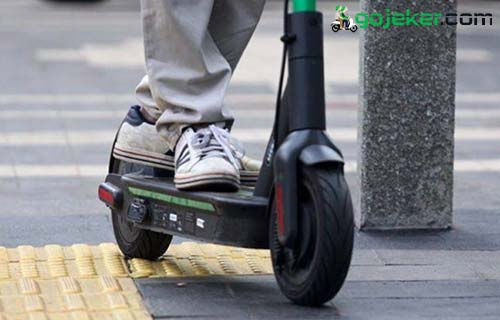 Cara Menggunakan e Scooter