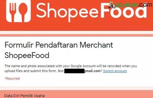 Syarat Merchant